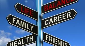 work-life balance Mills-Scofield